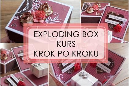 kurs exploding box