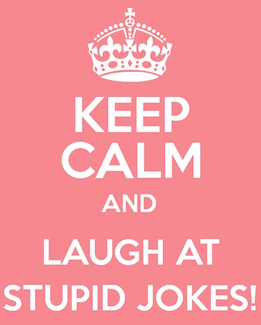 głupie żarty