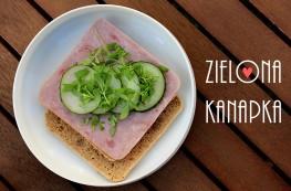 Przepis na zieloną kanapkę