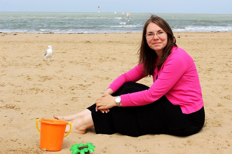 Plaża w Margate- czy warto jechać tam z dzieckiem?