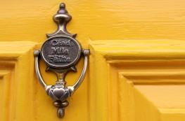 angielskie drzwi kolatki
