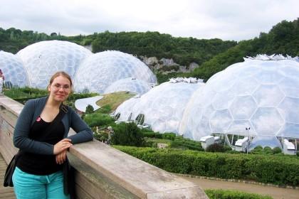 Eden Project w Kornwalii