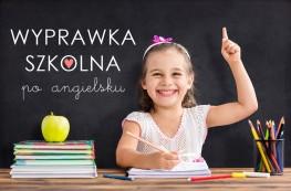 Wyprawka szkolna po angielsku