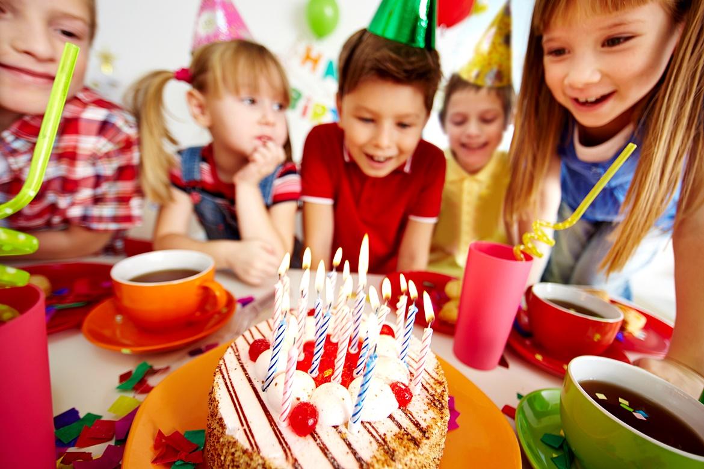 Angielskie przyjęcia urodzinowe